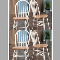New dining chairs Mississauga, L5M 7M8