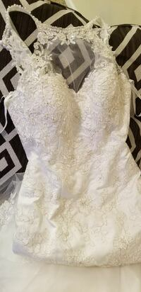 David Bridal wedding dress  Silver Spring