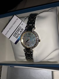 Seiko Solar Watch SUT198 Washington, 20011