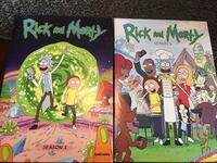 Adult board games/ Rick and Morty Seasons 1&2 Washington, 20024