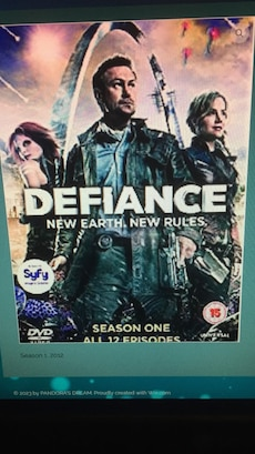 Defiance sesong 1