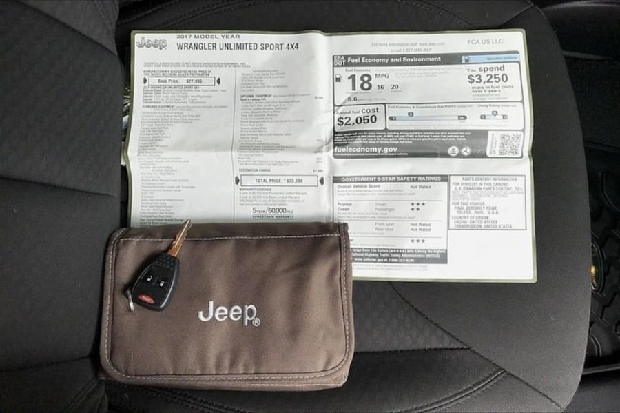 Jeep Wrangler Unlimited 2017 49088b2c-40d1-4a52-a950-8112873ab047