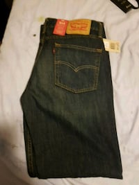 514 Red Top Levi's Stratus Windsor