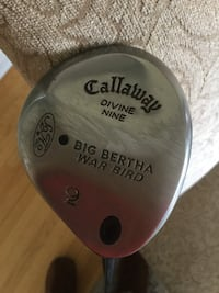 Calloway Devine 9 Fairway Wood RH Ajax, L1S 2R5