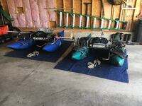 Fishing Pontoon Boats - Buck Bag's Bronco II - $300.00 each Beaumont