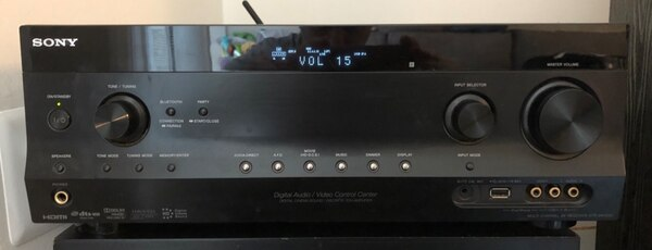 Surround Sound System w/ Receiver and 10 Subwoofer