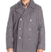 **NEW** Tommy Hilfiger Quilted Melton Wool Classic Peacoat Vaughan, L4H 2J4