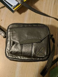 black leather 2-way bag Kingston, K7K 4A9