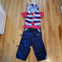 3 items....... Baby size  2 Laval, H7S 1L4