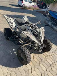 2015 Yamaha raptor 700 tricked out 47 hours on it