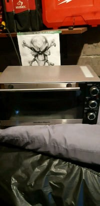 black and gray toaster oven Toronto, M4B 1N6