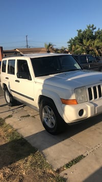 White jeep grand cherokee suv Westminster, 92683