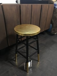 Emery Dipped Gold Leaf Counterstool Lewisville, 75067