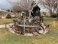 Yard Art For Sale (prices vary) Hesperia, 92345