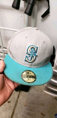 SEATTLE MARINERS HAT Wichita, 67203