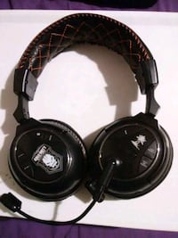 New Xbox Call of Duty Black Ops Turtle Beach Gaming Head Set