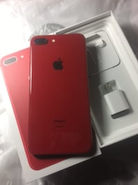 Product Red Apple IPhone 8 Plus Etobicoke
