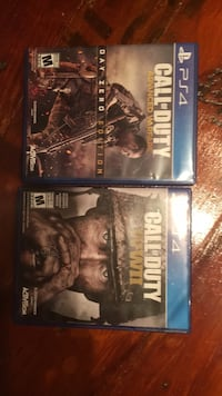 PS4 Games Call of Duty bundle deal Beaconsfield, H9W