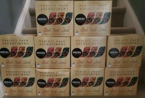 Nescafe k cup variety pack coffee