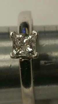 Levian Diamond Solitaire Princess Cut- beautiful!! Towson