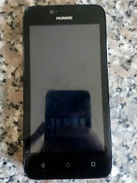 Nero smartphone Huawei android