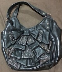 Black Nine West tote