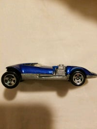 1969 Twin Mill Hot Wheels Metal Collectible Car