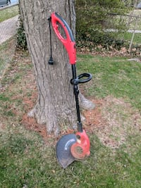 red and black string trimmer Rockville, 20851
