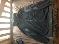 Men's g-star raw black hoodie with raw logo on back and on sleeves Hyattsville, 20785