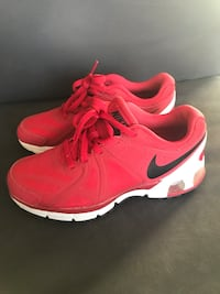 Nike air max red Miami, 33179