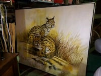 LARGE CANVAS PAINTING  Forest Hill, 21050