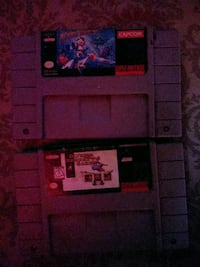 Mega man x.....and.....olym summer games.  pic