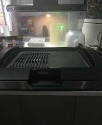 Kenwood grill electro