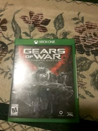 Gears of War Xbox One game case 862 mi