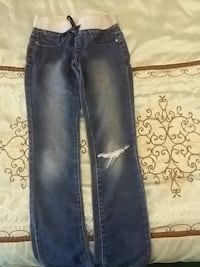 Girls Distressed jeggings jeans McAdoo, 18237