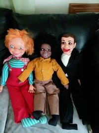 Ventriloquist Dolls!!!  40.00 A piece  South Bend, 46619