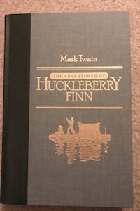 Brand new huckleberry and Finn  Sterling, 20165