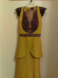 Adwen evening gown, size 8