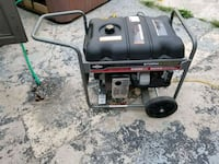 black and red Storm portable generator Brooklyn, 11212