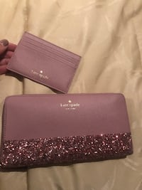 Kate Spade Wallet and Matching Card Holder BRAND NEW Richmond, V7E 4M4