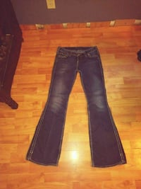30/33 (size9/10) silver jeans Newburgh, 47630