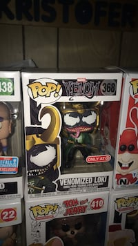 Funko Pop - Venomized Loki - Target Exclusive Fullerton, 92833