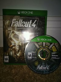 Fallout 4 for the xbox one Clanton, 35045