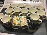Cups collection (negotiable) Markham, L3T 1Y9