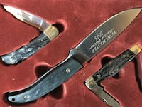 Winchester 2005 limited edition knife collection Bensalem, 19020