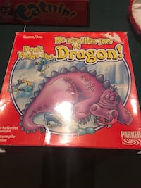 Don't Wake The Dragon (Board Game) Toronto, M2N 2A2