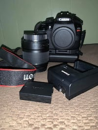 Canon T6/w Extras Hollister, 27844