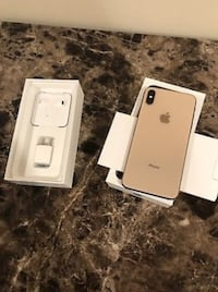 gold iPhone Xs Max 512gb  New York
