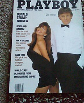 Photo Playboy magazine world class playmates from our fi