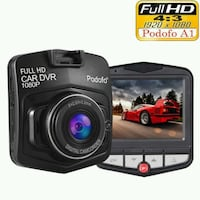 Brand new HD Dashcam night vision $35 only Mississauga, L5W 1G9